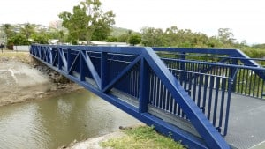 Duplex Coated Bridge