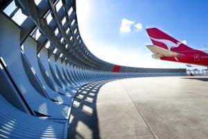 Airport Blast Fence
